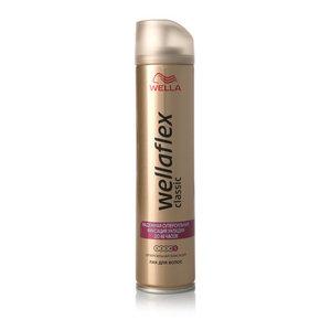 Лак для волос суперсильная фиксация Wellaflex Надежная суперсильная фиксация укладки до 48 часов ТМ Wella (Велла)