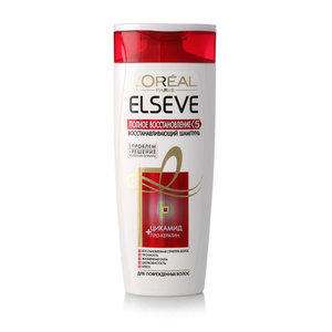 Шампунь Elseve Полное восстановление для поврежденных волос ТМ L`oreal Paris (Л`ореаль Париж)