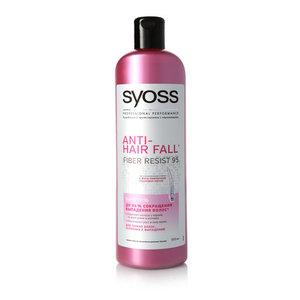 Шампунь Syoss Anti-hair Fall Fiber Resist 95 С фито-комплексом стволовых клеток для тонких и склонных к выпадению волос ТМ Syoss (Сьосс)