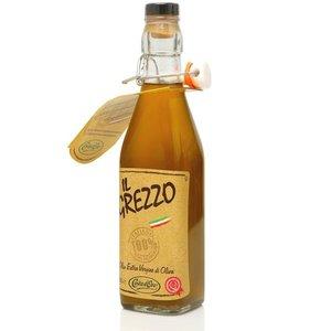 Оливковое масло нерафинированное высшего качества Экстраверджине нефильтрованное ТМ II Grezzo (лл Греззо)