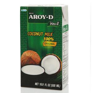 Кокосовое молоко 100% ТМ Aroy-D (Арой-Д)