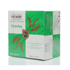 Чай черный Darjeeling 50*2г ТМ Newby (Ньюби)