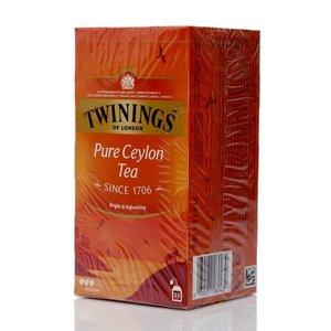Чай Pure Ceylon ТМ Twinings (Твайнинг), 25*2г