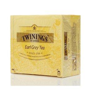 Чай черный байховый Earl Grey 50*2г ТМ Twinings (Твинингс)