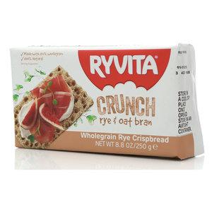 Хлебцы из цельного зерна с овсяными отрубямиТМ Ryvita (Рувита)