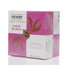 Чай черный байховый English Breakfast 50*2г ТМ Newby (Ньюби)