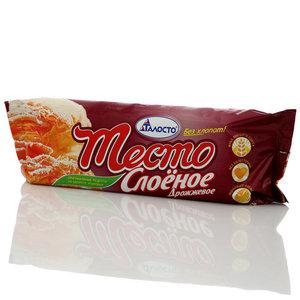 Тесто слоёное дрожжевое ТМ Талосто