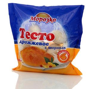 Тесто дрожжевое в шариках ТМ Морозко