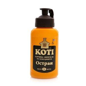 Горчица Финская острая ТМ Koti (Коти)