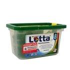 Гель Universal концентрированный для стирки белья любого цвета в капсулах ТМ Lotta (Лотта), 15 шт