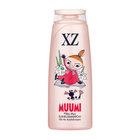 Шампунь детский для тела и волос розовый ТМ XZ Muumi (ХЗ Муми)