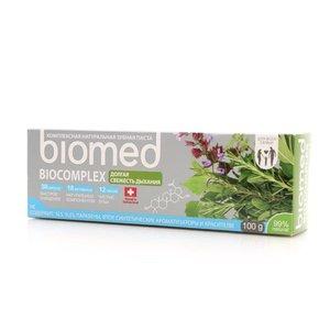 Зубная паста Долгая свежесть дыхания ТМ Biomed Sensitive (Биомед Сенситив)
