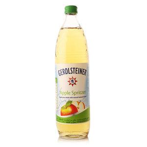 Напиток сокосодержащий сильногазированный яблочный Apple Spritzer (Эпл Шпритцер) ТМ Gerolsteiner (Геролштайнер)