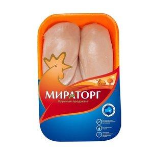 Филе грудки цыпленка-бройлера охлажденное ТМ Мираторг