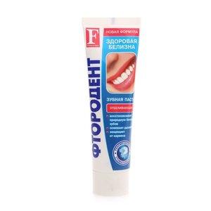Зубная паста отбеливающая ТМ Фтородент