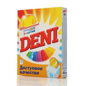 Стиральный порошок Автомат 3-Актив Стойкий цвет ТМ Deni (Дени)