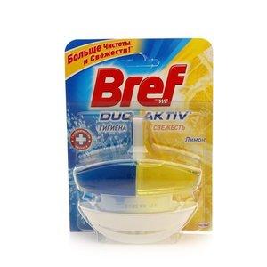 Чистящее средство для унитаза Дуо-Актив Лимон ТМ Bref (Бреф)