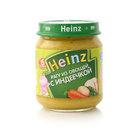 Пюре рагу из овощей с индеечкой ТМ Heinz (Хайнц)