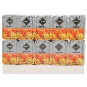 Джем порционный апельсиновый ТМ Rioba (Риоба), 20*20г, без стерилизации
