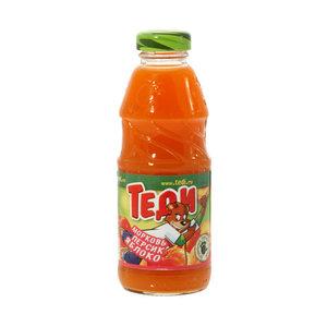Напиток морковь-персик-яблоко ТМ Теди