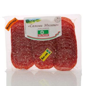 Колбаса сыровяленая Салями Милано ТМ Велком