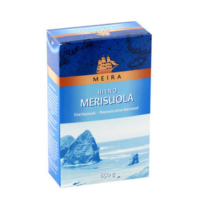Соль морская ТМ Meira (Мейра)