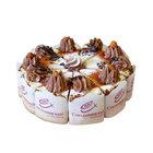 Торт Миндально-карамельный