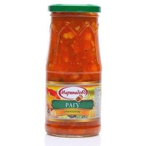 Рагу овощное ТМ Маринадовъ