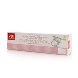 Зубная паста Ультракомплекс ТМ Splat (Сплат)