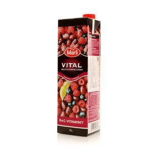 Напиток сокосодержащий мультивитаминный ТМ Marti Vital (Марти Витал)