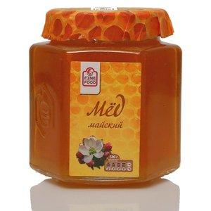 Мед натуральный цветочный майский ТМ Fine Food (Файн Фуд)