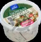 Морская капуста в соусе (салат крабовый) ТМ Балтийский берег