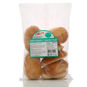 Пирожки с капустой ТМ Добрые съести, 10*60г