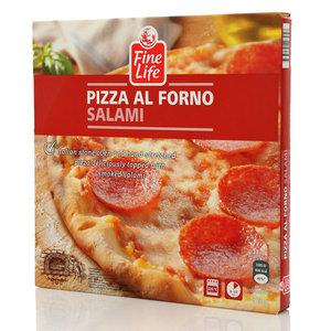 Пицца Салями ТМ Fine Life (Файн Лайф)