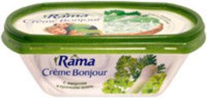 Крем Rama с творогом и кусочками зелени 26,4% ТМ Creme Bonjour (Крем Бонжур)