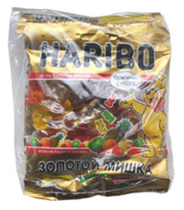 Мармелад Золотой мишка ТМ Haribo (Харибо)