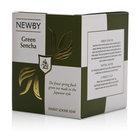 Чай зеленый байховый Green Sencha (Грин Сенча) ТМ Newby (Ньюби)