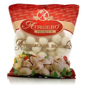 Атяшевский пельмень Premium (Премиум) ТМ Атяшево