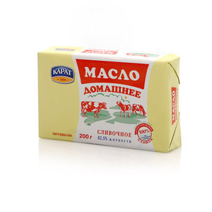 Масло Домашнее 82,5% ТМ Карат