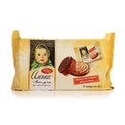 Мини-рулет вкус сливочная карамель Алёнка ТМ Красный Октябрь