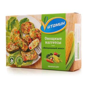 Овощные наггетсы ТМ Vитамин (Витамин)