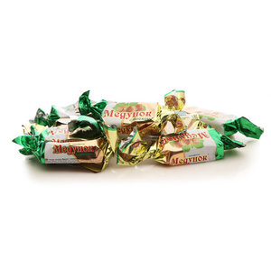 Конфеты с орехом Медунок ТМ Славянка