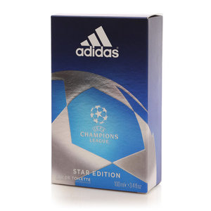 Туалетная вода Adidas Champions league star editon TМ Adidas (Адидас)