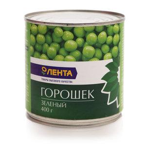 Горошек зеленый ТМ Лента
