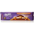 Шоколад молочный ТМ Milka (Милка) цельный орех и карамель