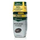 Кофе молотый в растворимом Millicano ТМ Jacobs Monarch (Якобс Монарх) сублимированный
