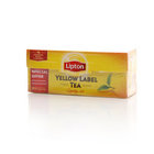 Чай черный Yellow Label Tea ТМ Липтон 20*2г
