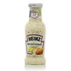 Соус деликатесный чесночный ТМ Heinz (Хайнц)