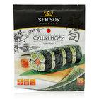 Морские водоросли для приготовления суши и роллов (10 листов) ТМ Sen Soy (Cен Cой) Премиум