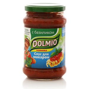 Соус томатный для макарон с базиликом ТМ Dolmio (Долмио)